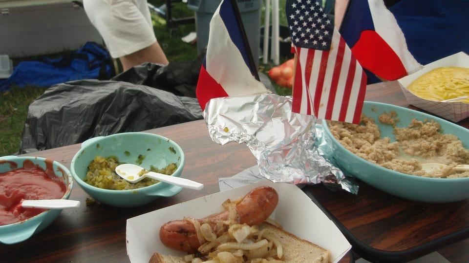 Český piknik v Chicagu