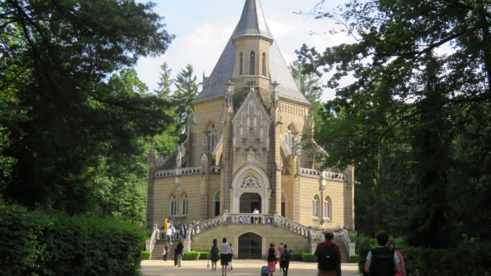 Schwarzenberská hrobka,  foto: Lucie Pelikánová,  archiv ČRo