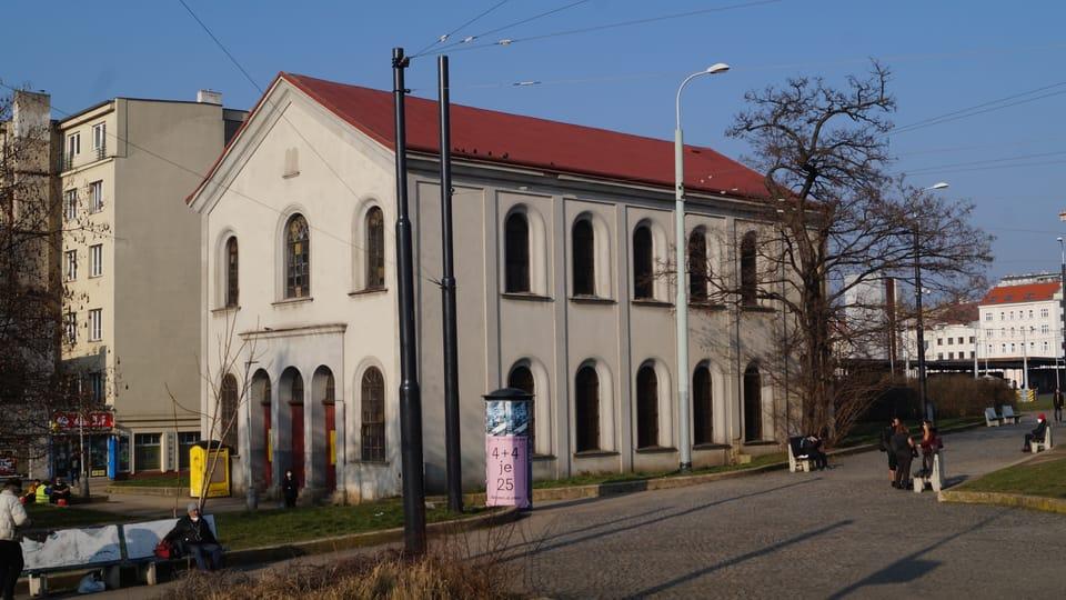 Nová synagoga | Foto:  Radio Prague International