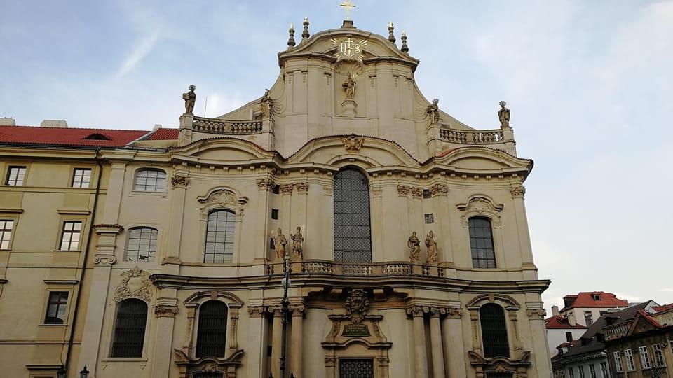 Chrám sv. Mikuláše na Malé Straně,  foto: Štěpánka Budková