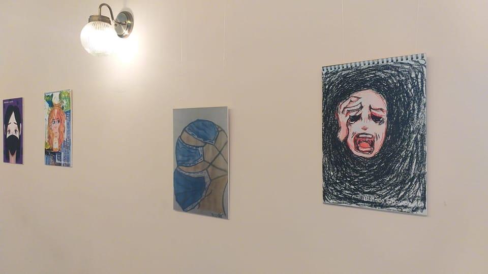 Z výstavy Stonožka |  České centrum Izrael