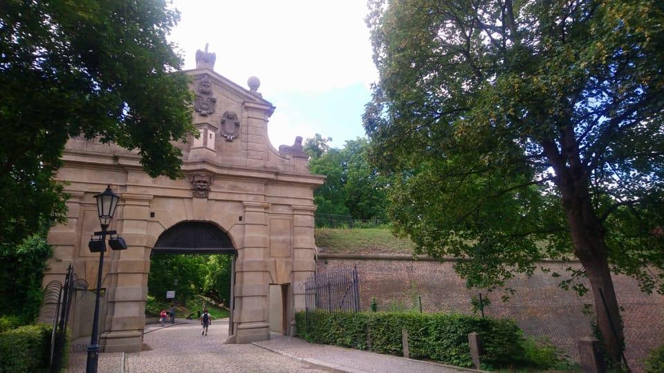 Leopoldova brána,  foto: Irina Bartoníčková