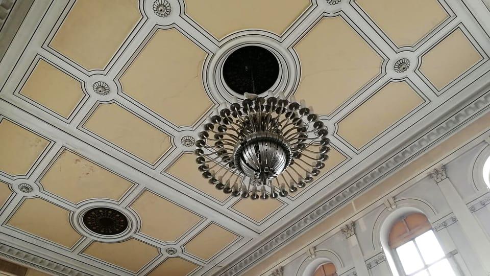 Burzovní palác,  foto: Štěpánka Budková