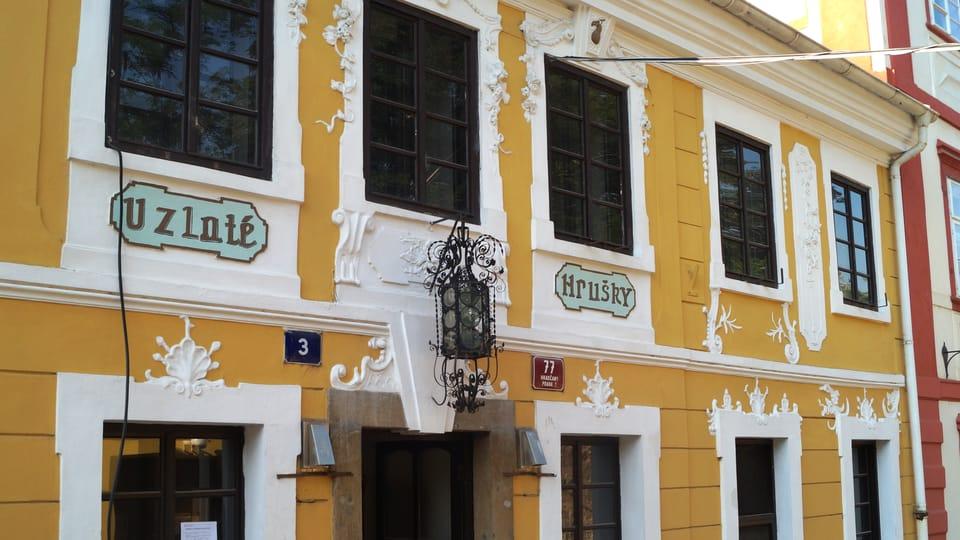 Dům U Zlaté hrušky | Foto: Radio Prague International