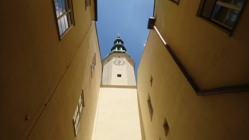 Radniční věž,  foto: Anton Kajmakov