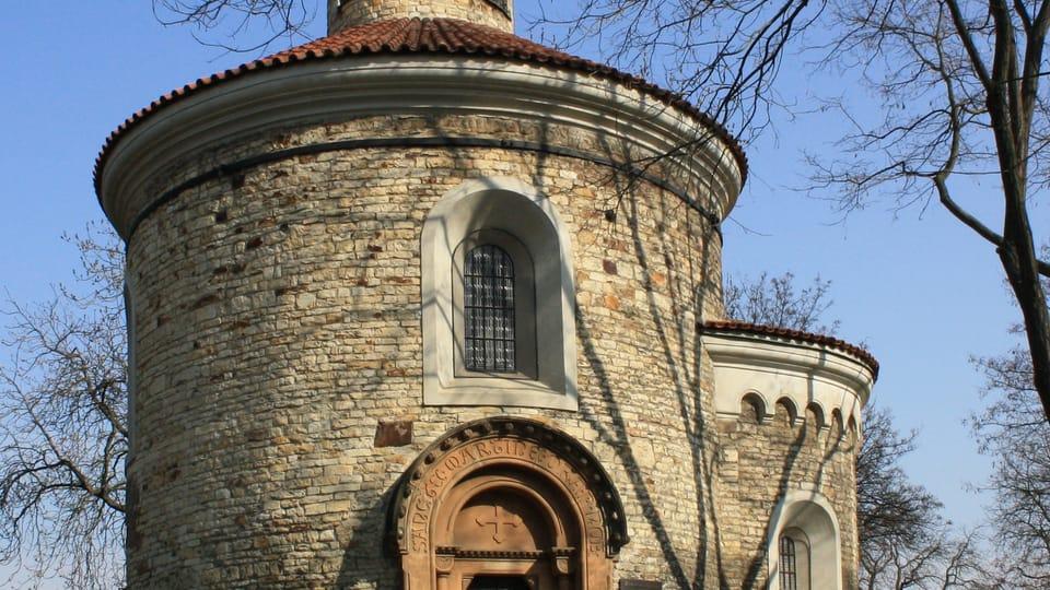Rotunda sv. Martina,  foto: Michal Klajban,  Wikimedia Commons,  CC BY-SA 3.0
