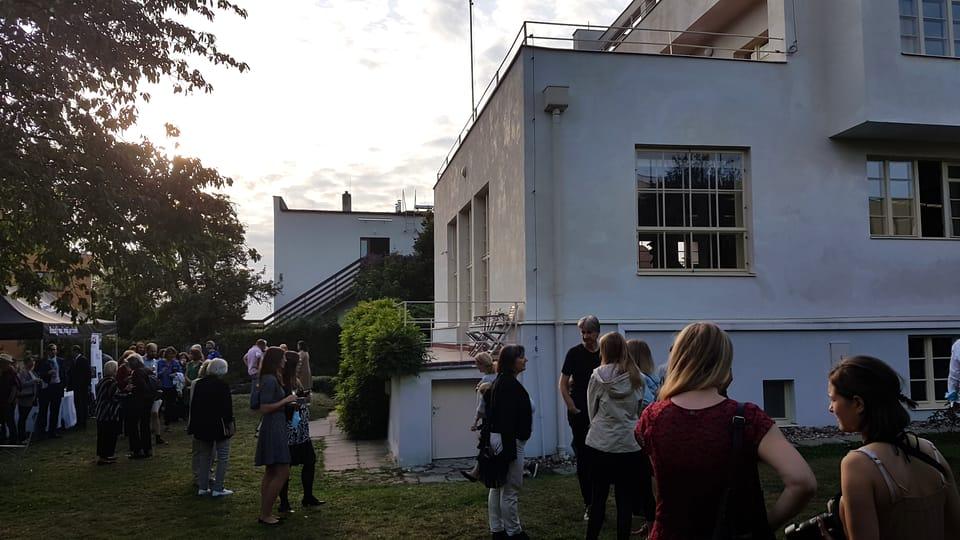 Müllerova vila,  foto: Zdeňka Kuchyňová