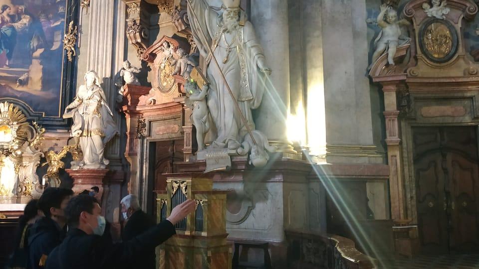 Chrám sv. Mikuláše na Malé Straně,  foto: Bohumil Šimčík