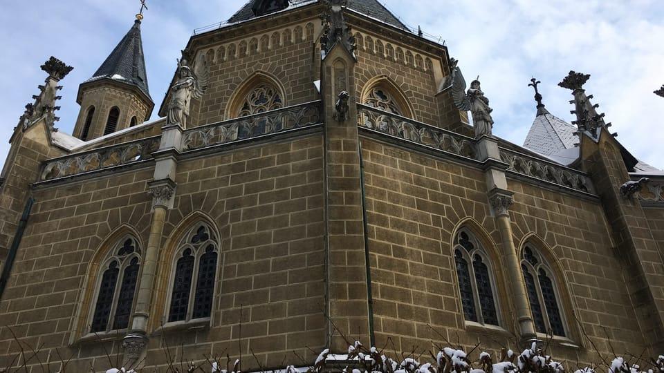 Schwarzenberská hrobka,  foto: Jan Kopřiva,  archiv ČRo