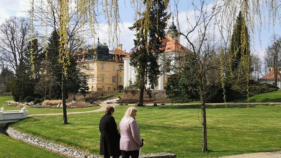 Lány,  zámecká zahrada | Foto: Klára Stejskalová,  Radio Prague International
