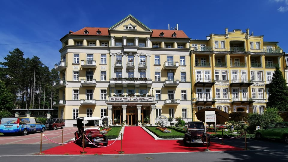 Hotel Pawlik | Foto: Klára Stejskalová,  Radio Prague International