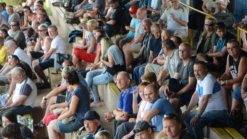 Mistrovství světa Stadionů na ploché dráze ve Mšeně,  foto: Eva Turečková