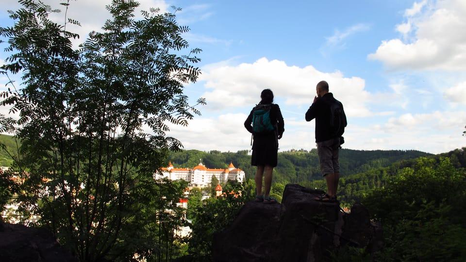 Jelení skok | Foto: Kristýna Maková,  Radio Prague International