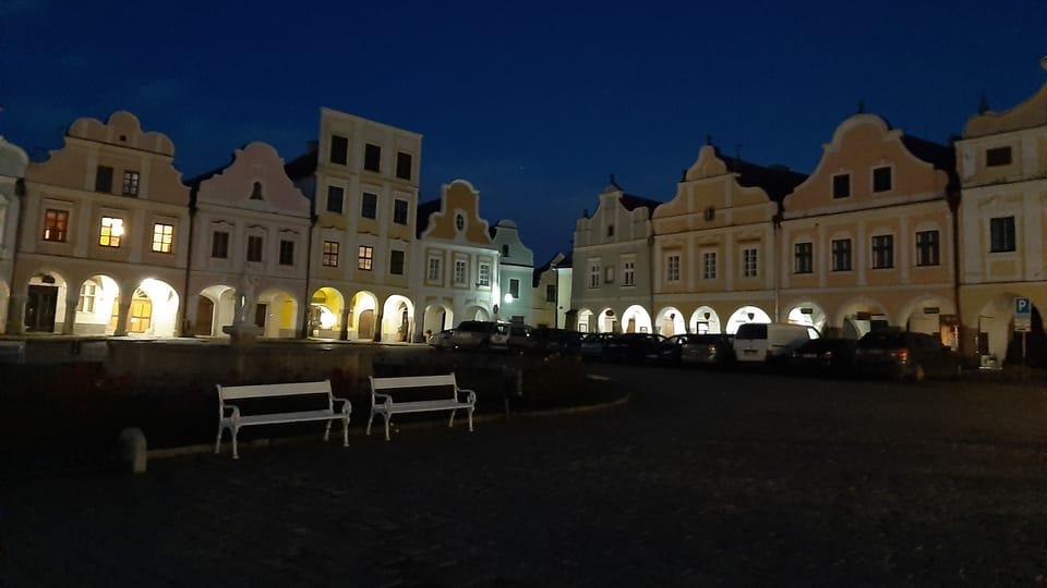 Náměstí Zachariáše z Hradce,  foto: Lenka Žižková