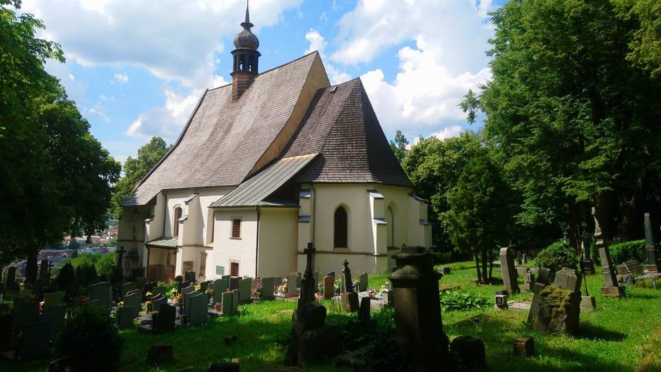 Kostel Nalezení sv. Kříže,  foto: Anton Kajmakov