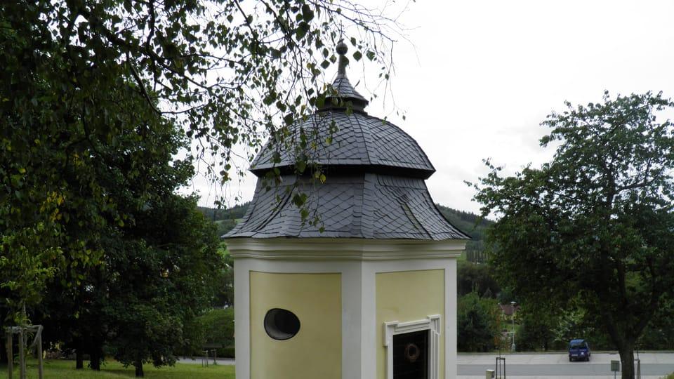 Jedna z kaplí na Křížovém vrchu,  foto: Anton Kajmakov