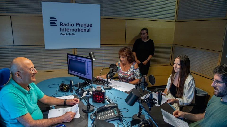 Foto: Khalil Baalbaki,  ČRo