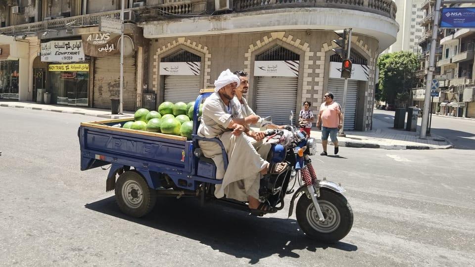 Káhira,  Egypt   Foto: Soukromý archiv Jitky Švaříčkové