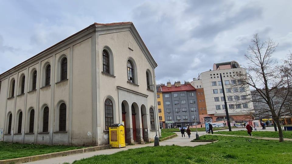 Libeňská synagoga   Foto: Klára Stejskalová,  Radio Prague International