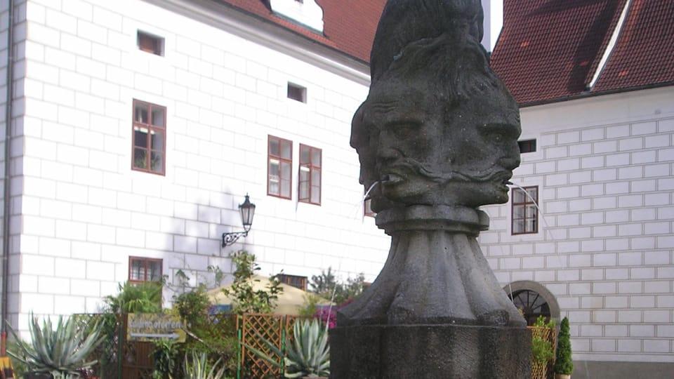 Zámek Třeboň,  foto: Magdalena Kašubová