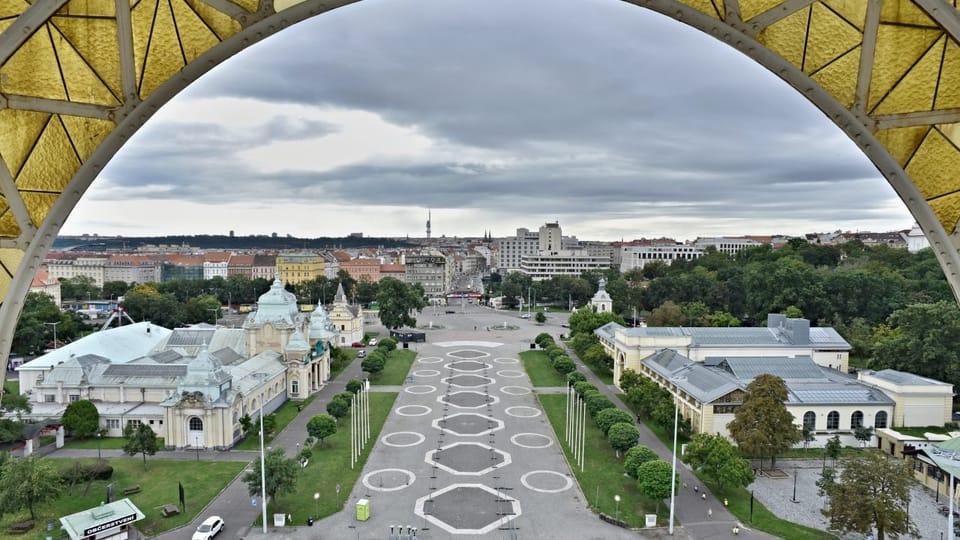 Průmyslový palác Praha,  foto: Tomáš Vodňanský,  ČRo
