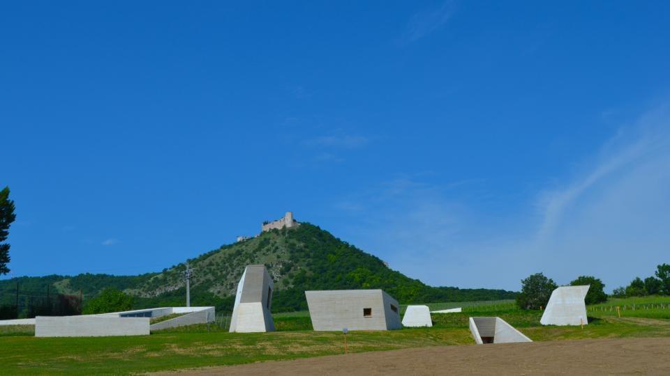 Archeopark Pavlov,  foto: Zuzana Ledererová,  ČRo