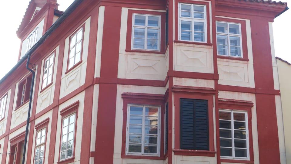 Dům U Zlatého hroznu,  foto: archiv ČRo - Radio Prague International