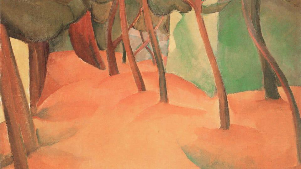 Georges Kars,  'Krajina',  1910,  zdroj: Jiří Siblík/Národní galerie v Praze