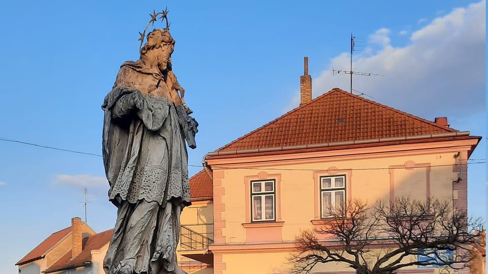 Kardašova Řečice   Foto: Markéta Kachlíková,  Radio Prague International