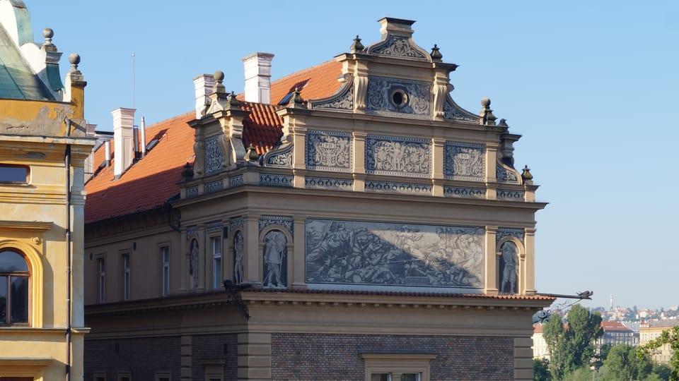 Staroměstská vodárna | Foto: Miloš Turek,  Radio Prague International