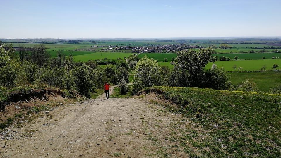 Cesta na Říp,  foto: Štěpánka Budková