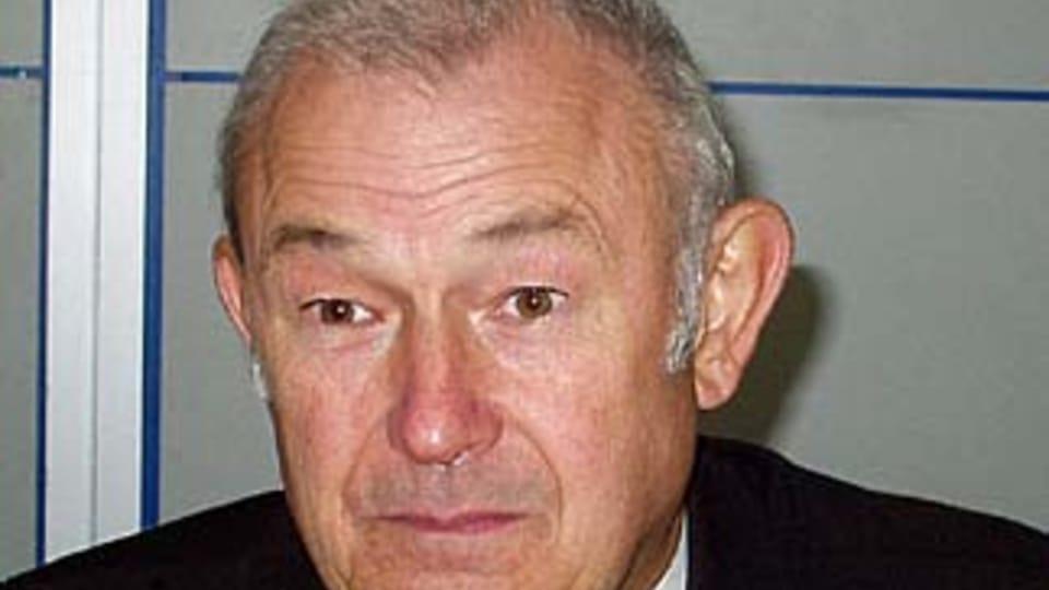 Günther Beckstein,  foto: autor