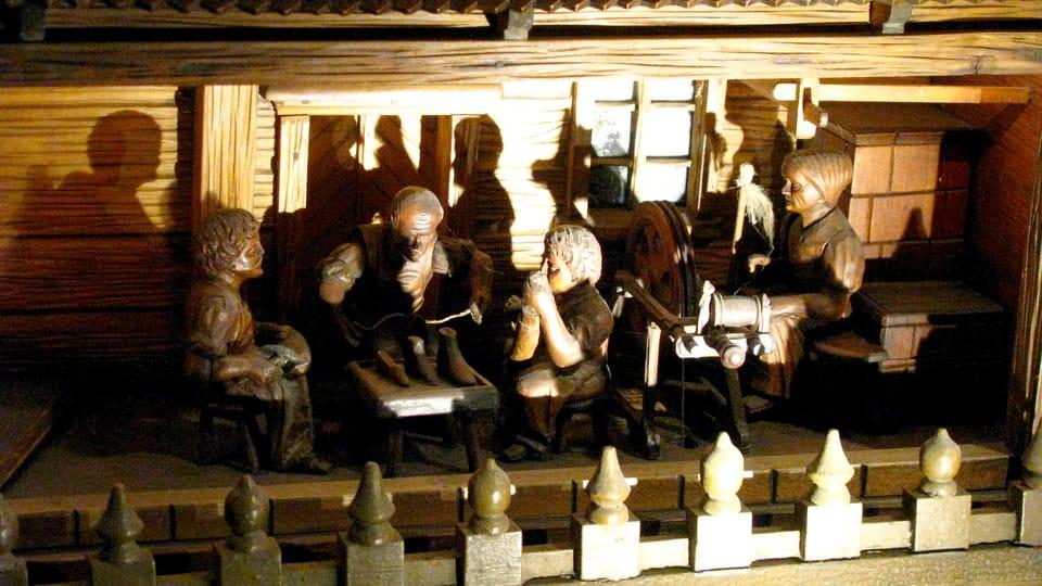 Proboštův betlém v Třebechovicích,  foto: Barbora Němcová