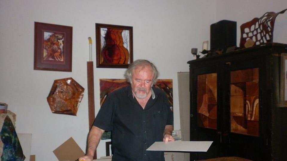 Jan Brabenec,  foto: Zdeňka Kuchyňová
