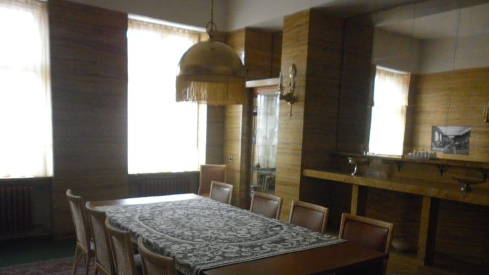 Bývalý byt dr. Vogla na Klatovské 12,  foto: Zdeňka Kuchyňová
