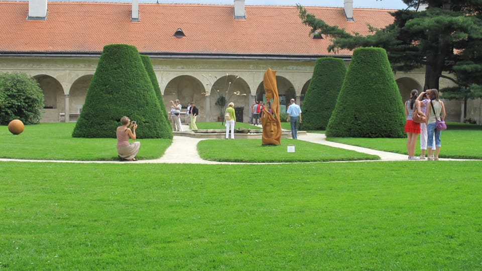 Zámecká zahrada,  foto: archiv ČRo - Radio Prague International