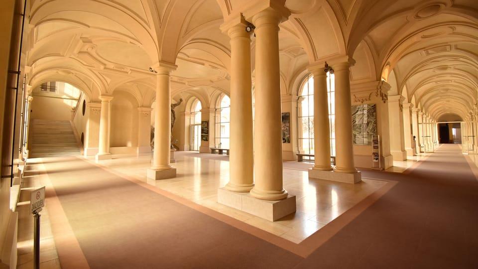 Černínský palác,  foto: Ondřej Tomšů