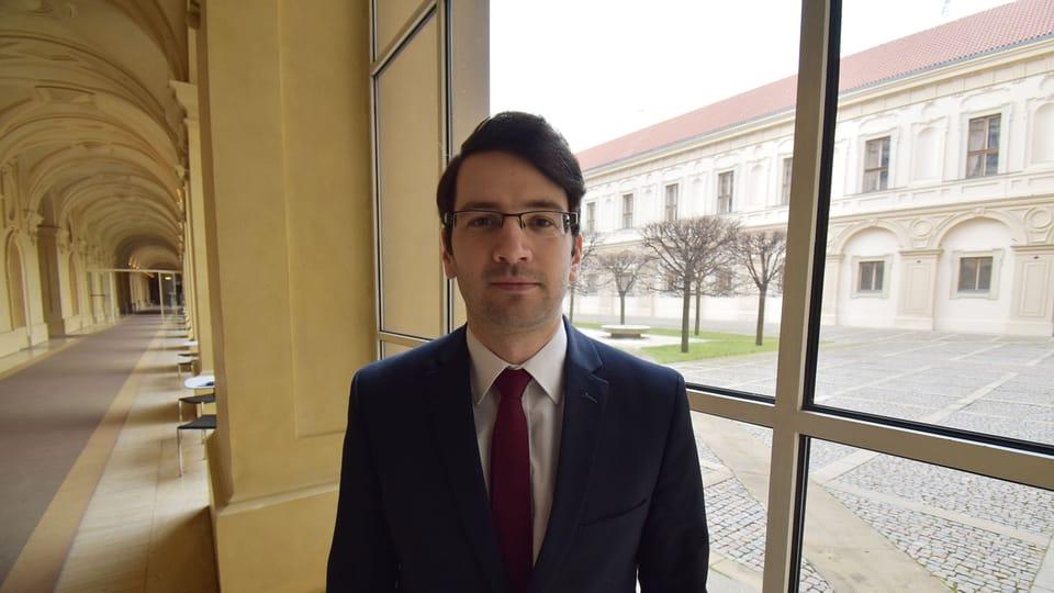 Pavel Šílený,  foto: Ondřej Tomšů