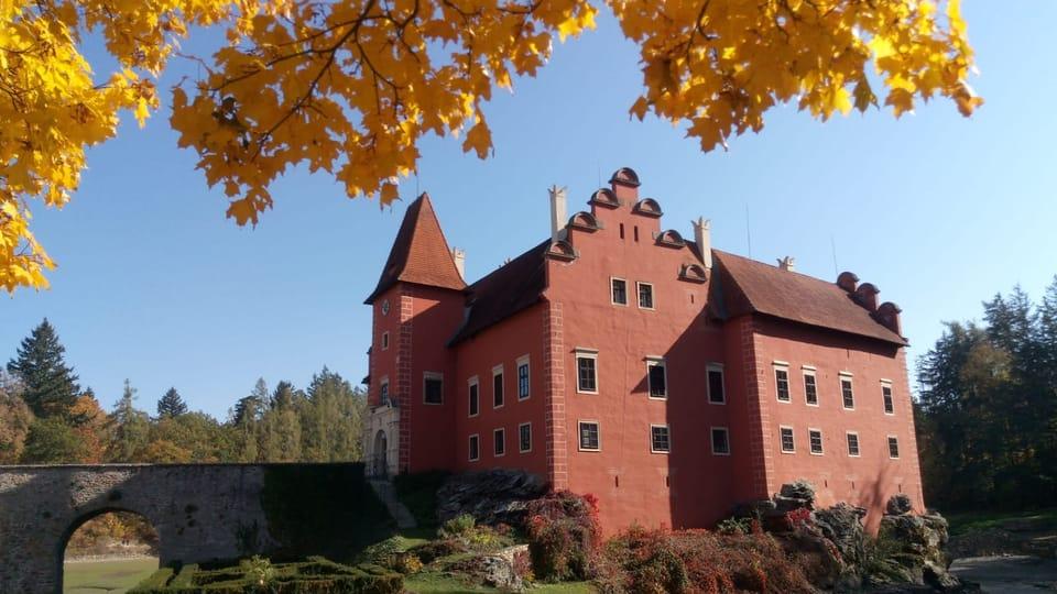 Pohádkový zámek Červená Lhota,  foto: Dominika Bernáthová