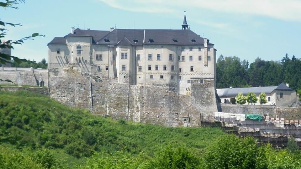 Český Šternberk,  foto: Zdeňka Kuchyňová