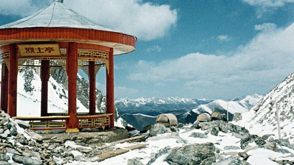 'Cesta vede do Tibetu',  foto: © Dech hor / NFA