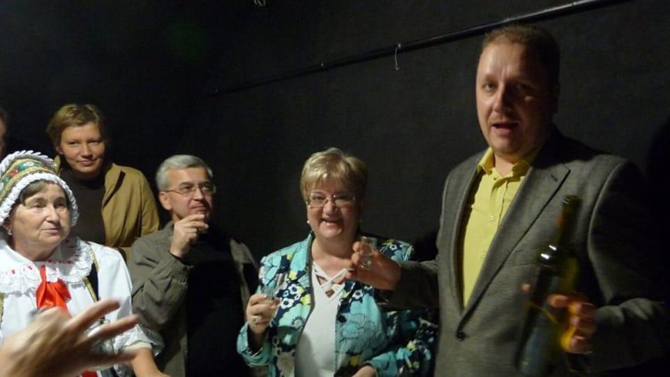 Den české národnostní menšiny ve Lově,  foto: Milena Štráfeldová / Archiv ČRo 7