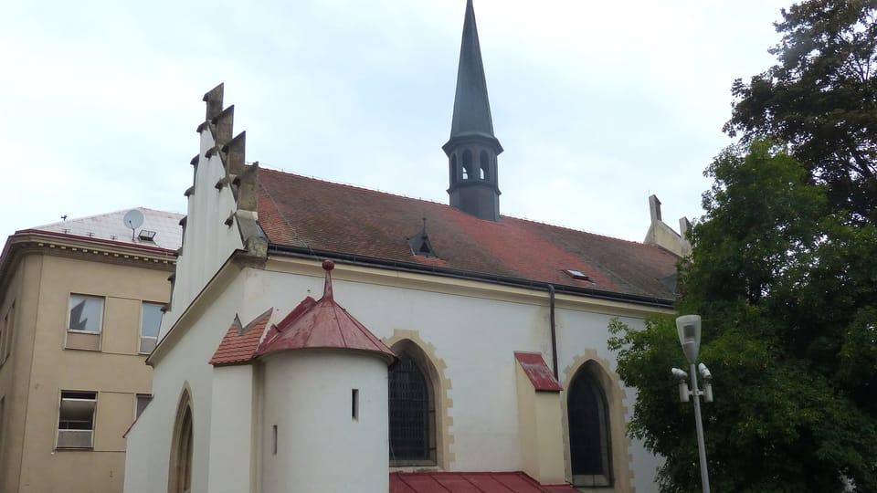 Kostel Zvěstování Panny Marie,  foto: Klára Stejskalová
