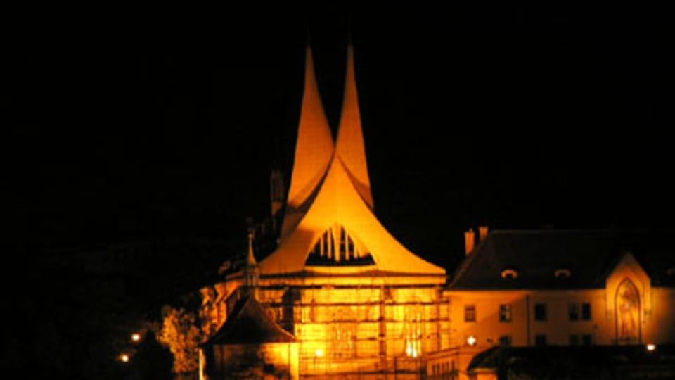 Rekonstrukce kláštera
