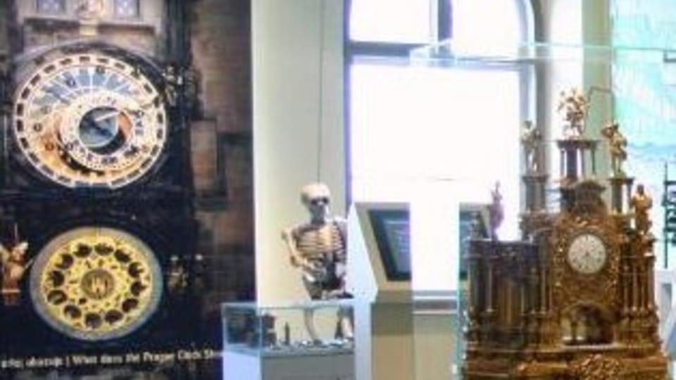 Foto: Expozice času