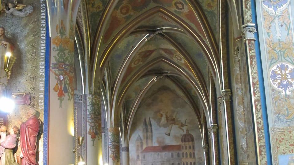 Bazilika sv. Petra a Pavla,  foto: Kristýna Maková / Praha křížem krážem