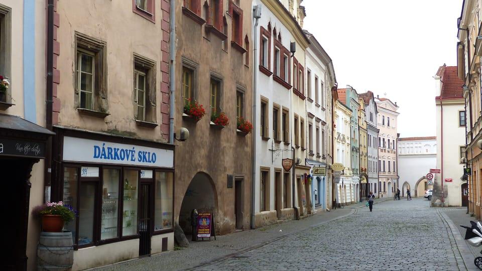 Pernštýnská ulice,  foto: Klára Stejskalová