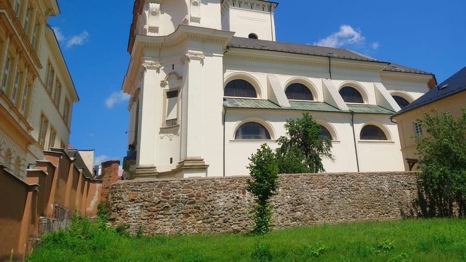 Kostel Nanebevzetí Panny Marie,  foto: Anton Kajmakov