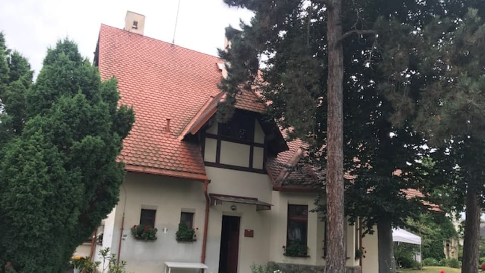 Trmalova vila   Foto: Jitka Štichauerová