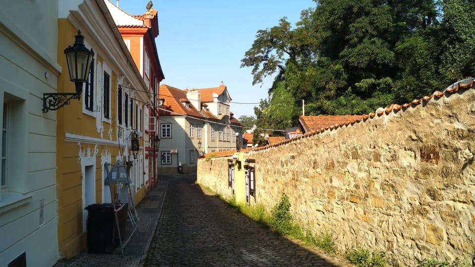 Ulice Nový Svět | Foto: Radio Prague International
